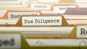 due diligence przedsiębiorstwa